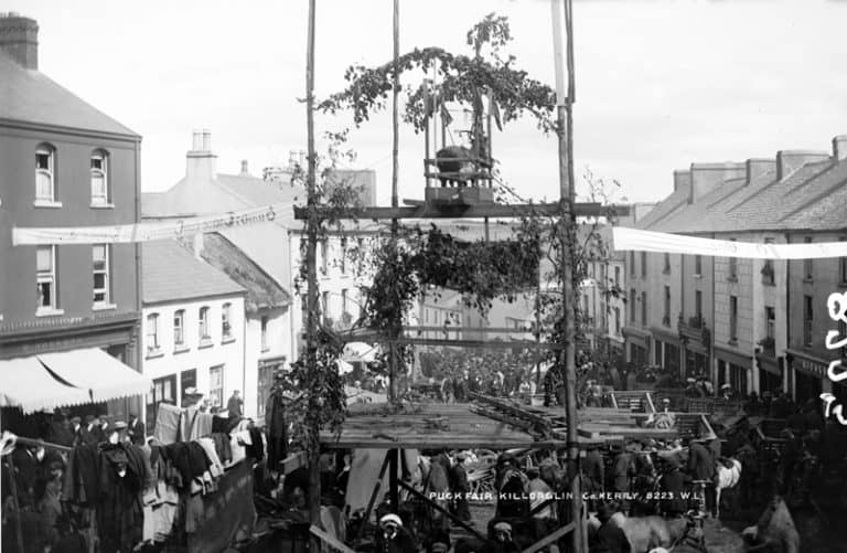 Puck Fair ca 1900